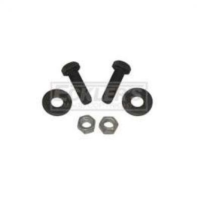 Camaro Idler Arm To Subframe Bolts, Washers and Nuts, 1967-1972