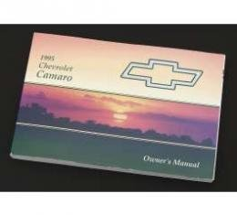Camaro Owner's Manual, 1995