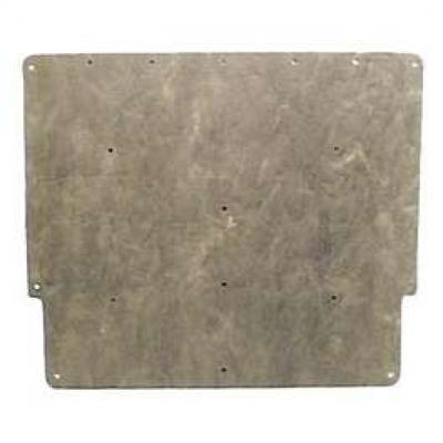 Camaro Hood Insulation Pad, For Cars With Standard Trim (Non-Rally Sport) Or Super Sport (SS), 1967-1969