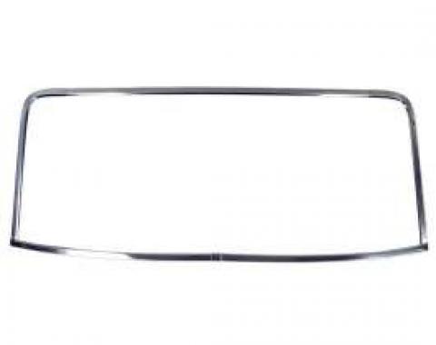 Camaro Rear Window Molding Kit, Show Correct, 1967-1969