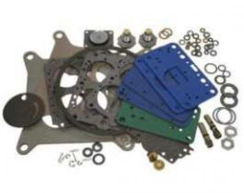 Camaro Carburetor Rebuild Kit, Holley, Major, 1970-1981