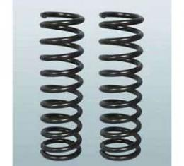 Camaro Coil Springs, Front, For Cars Without Air Conditioning & V8 Engine, Coupe, 1981