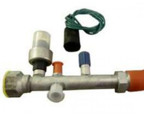 Camaro POA Valve Update Kit, For R134A Refrigerant, 1971-1973
