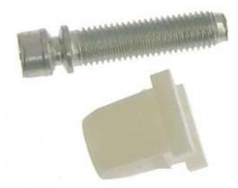 Camaro Headlight Adjusting Screw & Nut, 1967-1968