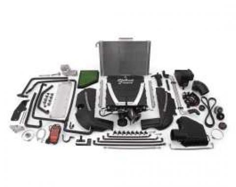 Edelbrock 2010-2014 E-Force Camaro Street Supercharger Kit, For Automatic Transmission