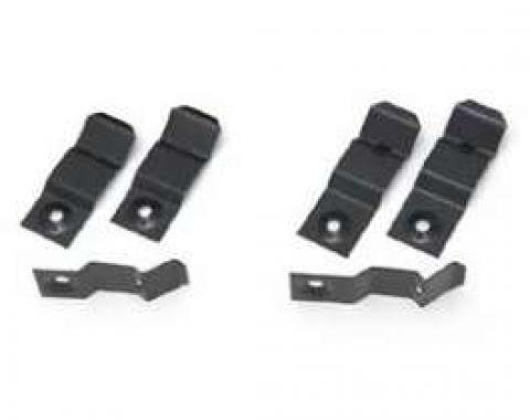 Camaro Dash Pad Mounting Clip Set, For Reproduction Pads, 1970-1978
