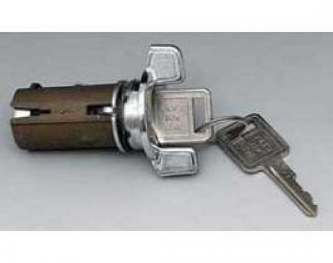 Camaro Ignition Lock, With Original Style Keys, 1969-1978