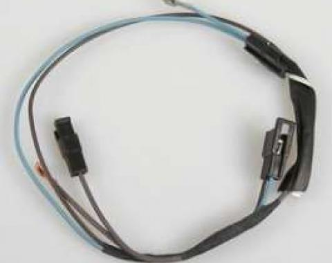 Camaro Under Dash Diode Wiring Harness, Rally Sport (RS), 1967