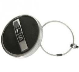 Camaro Gas Cap, Rally Sport (RS), 1967-1968