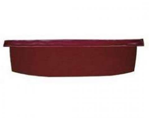 PUI Package Tray 1967-69 Camaro/Firebird 67FP67 | Red, 1967-1969