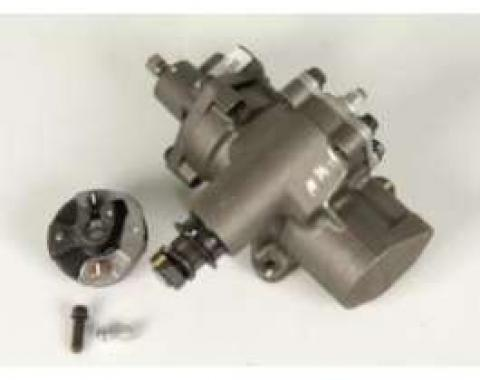 Camaro 600 Power Steering Gear Box, 12.7:1 Ratio, 1970-1981