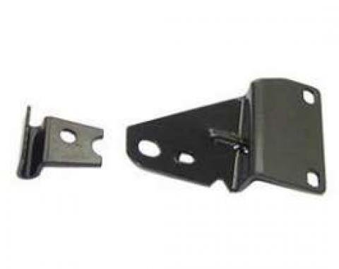 Camaro Kickdown Switch Mounting Bracket, TH400 Automatic For Cars With 396/325-350hp & Rochester Carburetor, 1967-1969