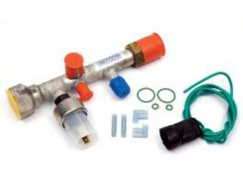 Camaro POA Valve Update Kit, With R134A Refrigerant, 1967-1970