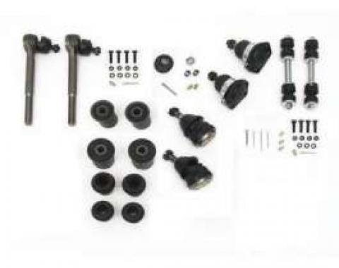 Camaro Suspension Rebuild Kit, Front End, Basic, 1975-1979