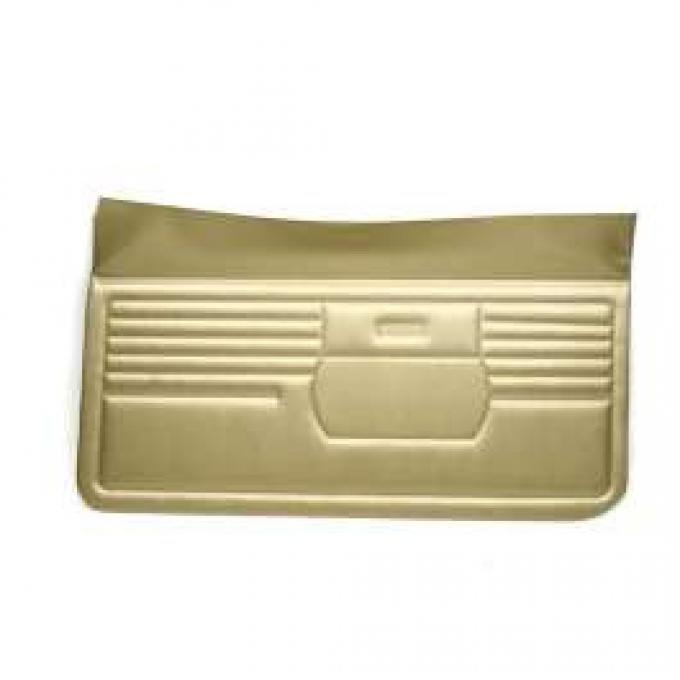 PUI Standard Front Door Panel 1968 Camaro D210