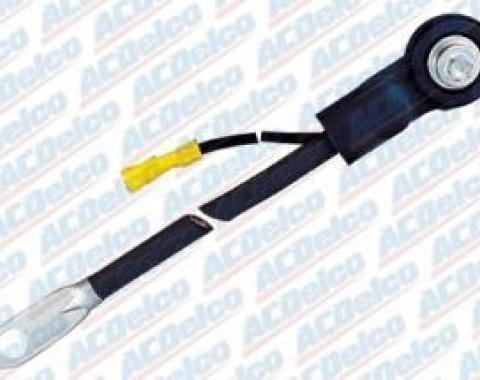 "Camaro Battery Cable, Negative, Side Post, 30"", 1970-2002"