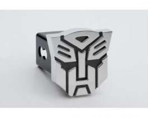 Camaro Transformers Autobot Logo 2 Billet Trailer Hitch Receiver Cover