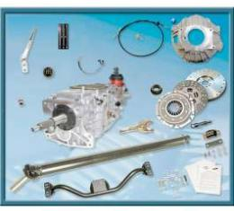 Camaro 5-Speed Overdrive Conversion Kit, With All New Tremec TKO Transmission, Without Console, 1967-1981