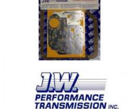 Camaro TH350 Street Action Transmission Shift Improver Kit, JW Performance, 1969-1981