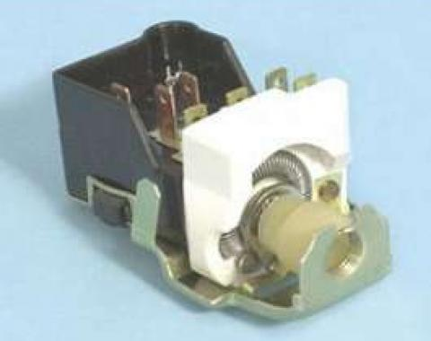 Camaro Headlight Switch, Except Rally Sport, 1972-1981