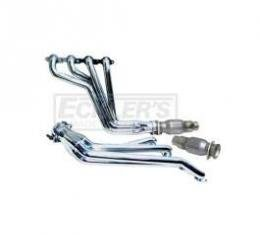 Camaro LS3 BBK 1-3/4 Full-Length Chrome Headers W/High-Flow Cats, 2010-2012