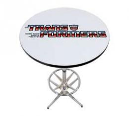 Transformers Pub Table