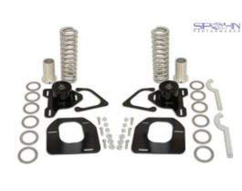 Camaro Front Coil-Over Conversion Kit, 1982-1992