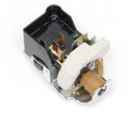 Camaro Headlight Switch, For Cars Without Rally Sport Hidden Headlights, 1968-1969