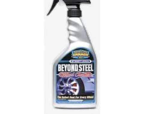 Wheel Cleaner Spray, Beyond Steel, Surf City Garage
