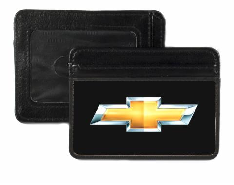 Camaro Weekend Wallet with Chevy Bowtie Logo