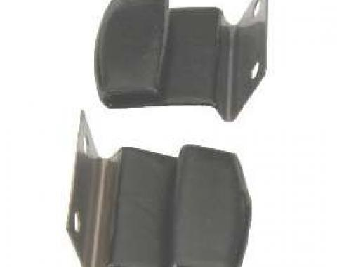 Camaro Roofrail Weatherstrip Blow-Out Clip Set, Coupe, 1970-1981