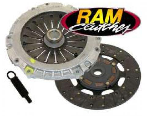 Camaro Clutch Kit, LT1, Push Style, HDX Performance, Ram Clutches, 1993-1997