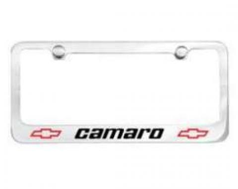 Camaro License Plate Frame,1978-1981