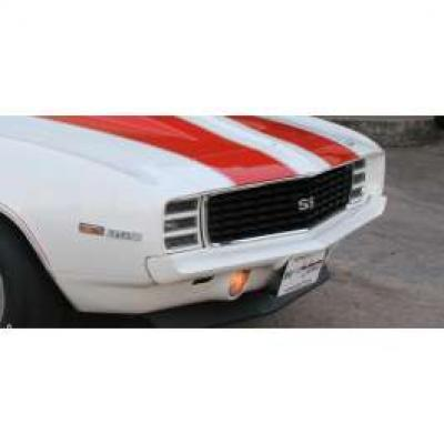 Camaro Rally Sport (RS) Front Conversion Kit, With DS-58 Headlight Door Kit, For Non-RS Cars, 1969