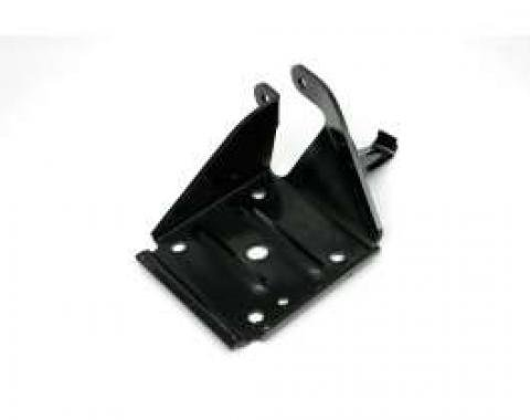 Camaro Shock Absorber Lower Mounting Plate, Right, Rear, For Cars With Mono Leaf Springs, 1967, Left Or Right, 1968-1969