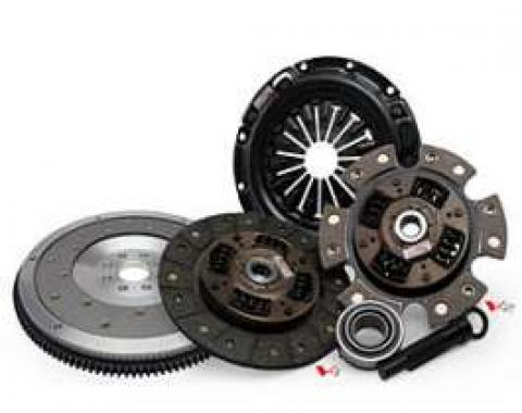 Camaro Fidanza Flywheel & Clutch Combo Qwik-Rev Kit, V2, 1998-2013
