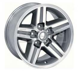Camaro IROC-Z Aluminum Front Wheel, 16x8, 4 1/4 Backspace, 1987-1990
