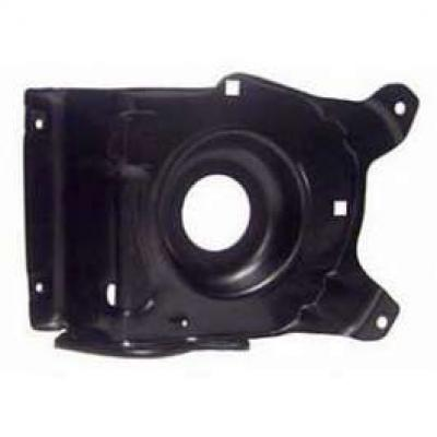 Camaro Headlight Housing Mounting Bracket, Rally Sport (RS), Left, 1968