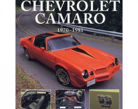 Camaro Collector's Originality Guide Book, 1970-1981