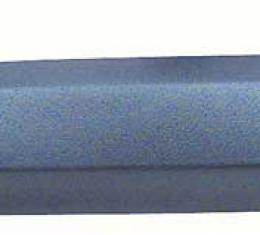 F-Body Pillar Post Moldings, Inner, Coupe, Medium Blue, 1968
