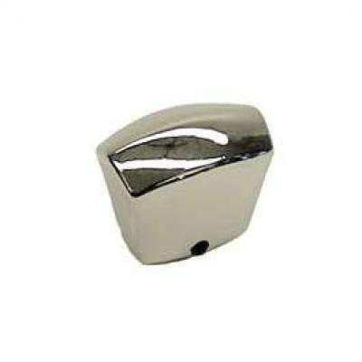 Camaro Seat Latch Knob, Fold Down, Rear, Chrome, 1968-1969