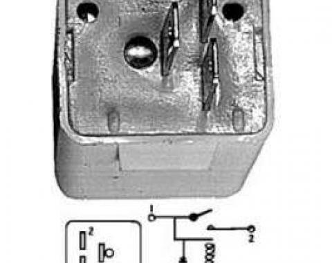 Camaro Horn Relay, 1974-1985