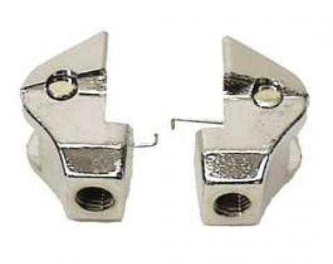 Camaro Convertible Top Latch Knuckles, 1967-1969
