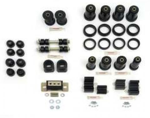 Camaro Suspension Bushing Kit, Polyurethane, 1982-1992