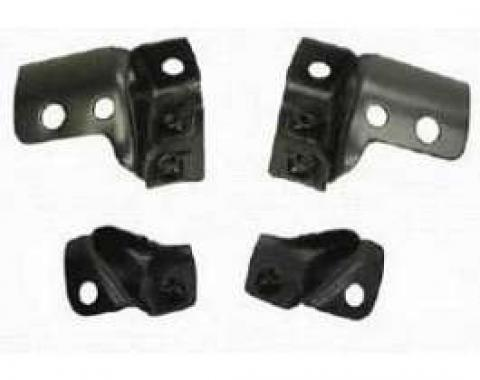 Camaro Rear Bumper Mounting Bracket Set, Inner & Outer, 1967-1968