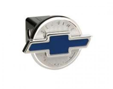 Billet Aluminum 2 Chevy 3D Logo Trailer Hitch Cover