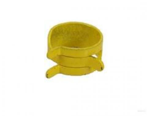 Camaro Emissions Hose Clamp, 5/16, Yellow, 1967-1981