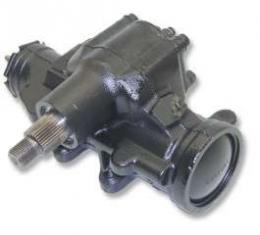 Camaro Power Steering Gearbox, Constant Ratio, 4 To 4-1/2 Turns, 1967-1969