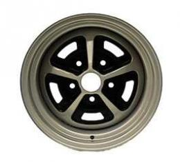 Camaro Super Sport (SS) Wheel, 15 x 7, With 4-3/8 Backspacing, 1969-1970