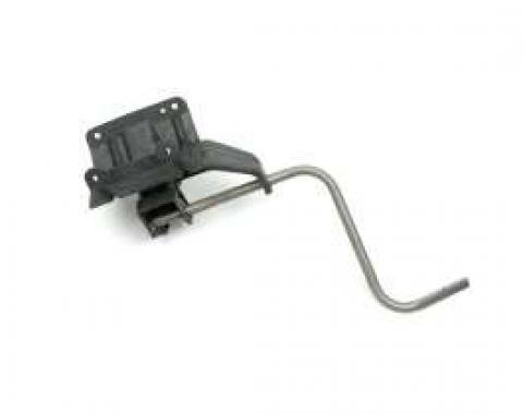 Camaro Hood Latch Release, Rally Sport (RS), Show Correct, 1967-1968